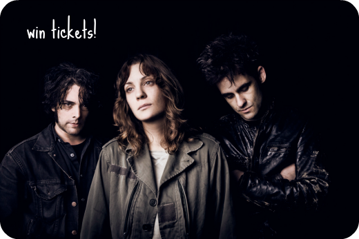 Black Rebel Motorcycle club in toronto win tickets to kool haus show may 9th 2013