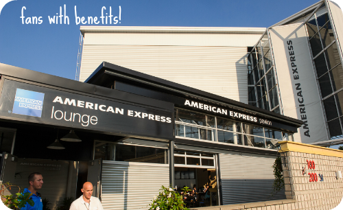 fans with benefits amex