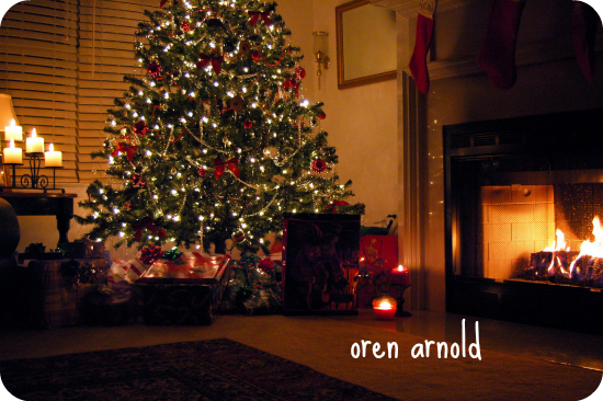 oren arnold quote christmas gift suggestions