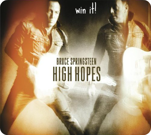 bruce springsteen high hopes giveaway win it on vinyl