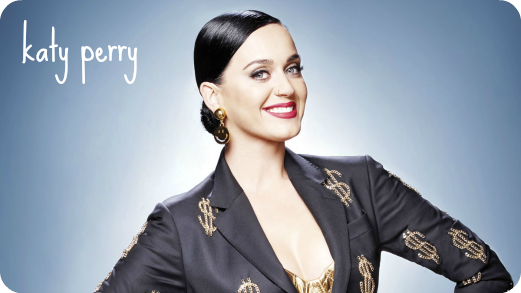 katy perry forbes