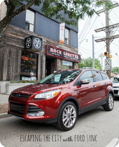 ford escape sync 3 review