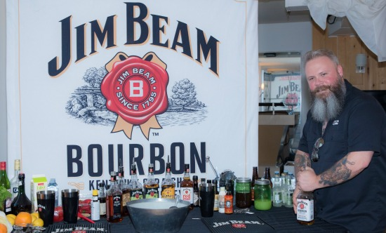 jim beam mixologist
